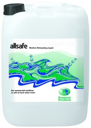 Allsafe Machine Dishwashing Liquid 20l