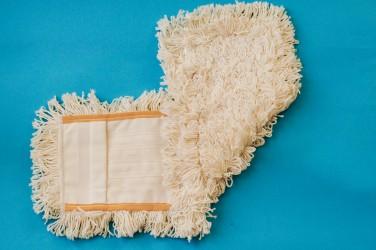 Mop bawełna 50 cm - Zolty