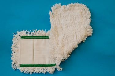Mop bawełna 50 cm - Zielony